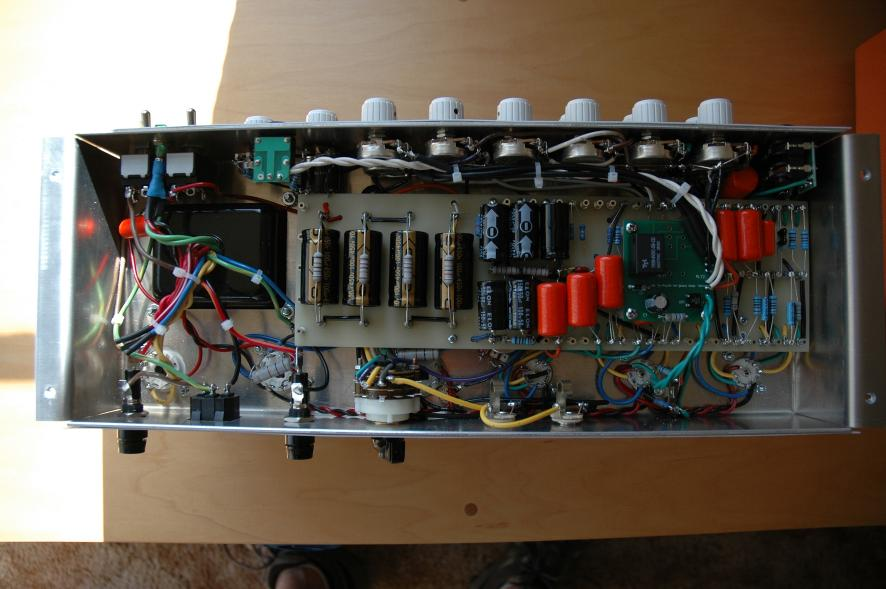 The build/mod your own Electric gear thread (guitars, pedals, amps